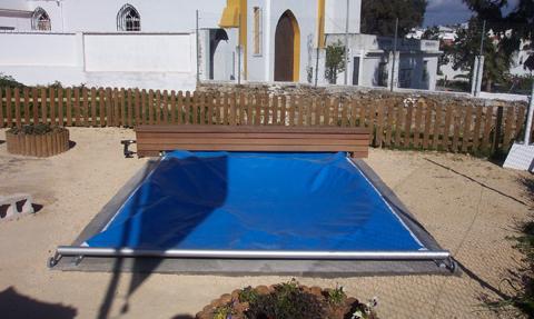 Que el cambio de estacion no lo sorprenda ingerpool for Fabricar piscina barata